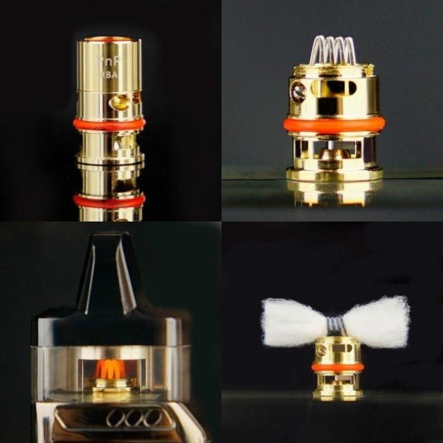 4 Voopoo Drag X Pod Mod Kit 80W (18650)