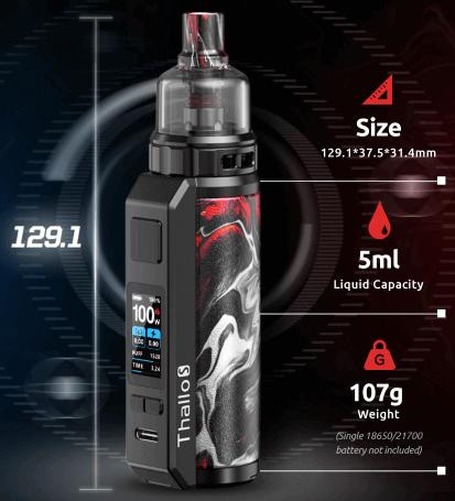 2 SMOK THALLO S Pod Mod Kit