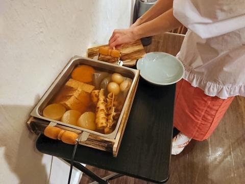 関東煮(おでん)@きっちん桃源郷