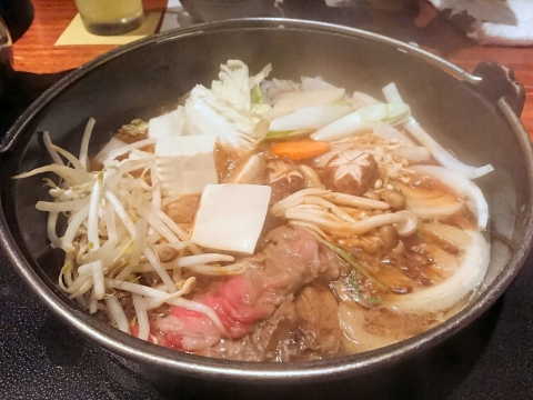 すき焼き鍋@MA~なべや