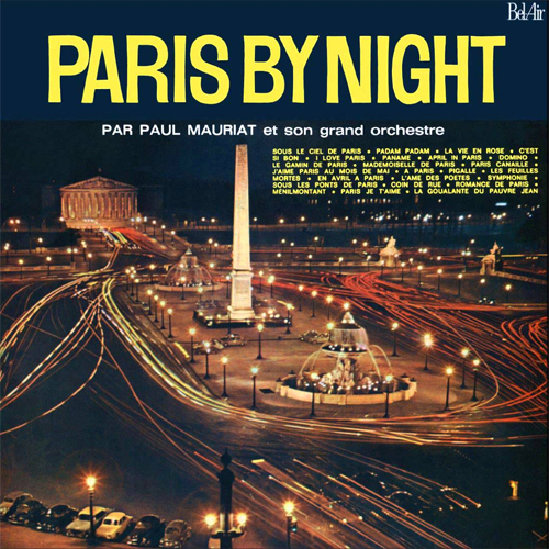 1961│Paris by Night