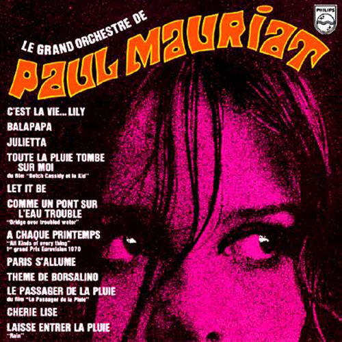 1970│Le Grand Orchestre de Paul Mauriat
