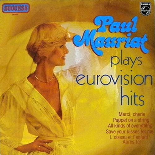 1979│Plays Eurovision Hits