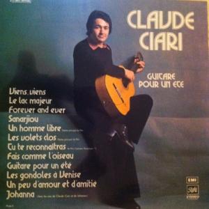 1973│ Guitare Pour Un Eté
