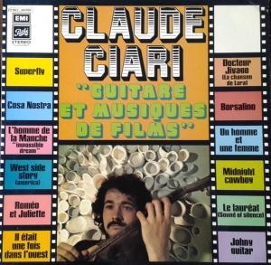 1973│Guitare Et Musiques De Films
