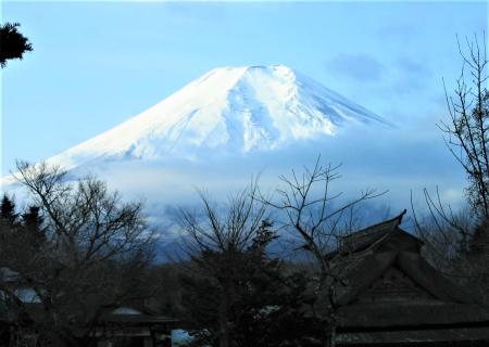 富士山200801