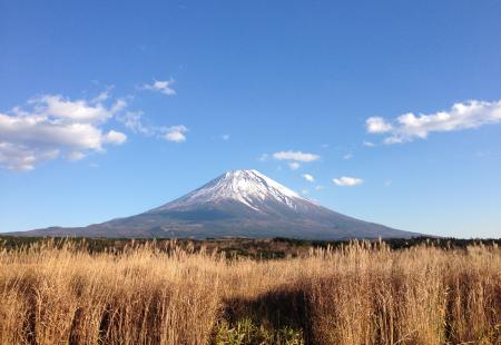 富士山201311