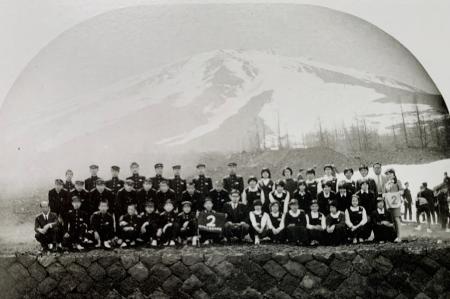 富士山中学修学旅行