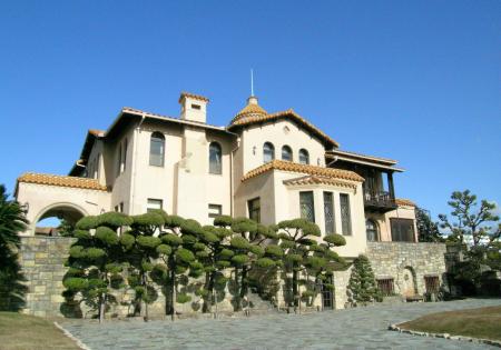 ジェームス邸