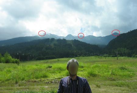 御嶽山2011-2