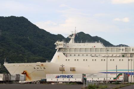 新日本海フェリー8