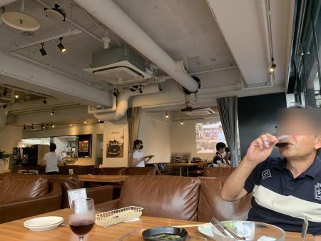 ザ・ルーフトップカフェ