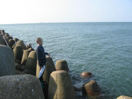 加古川釣行2006