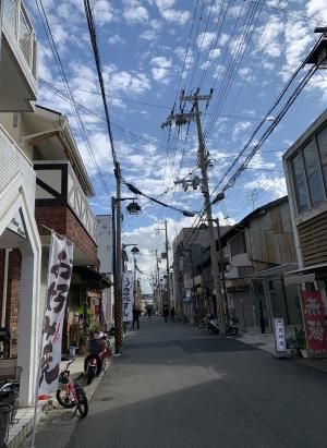 須磨寺前商店街
