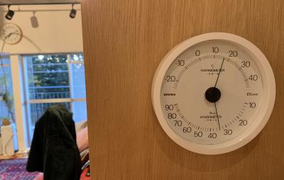 温度計1217