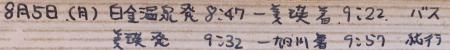 アルバムメモ書き17