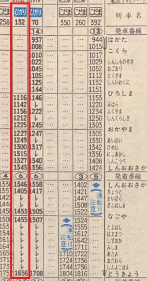 1978時刻表9