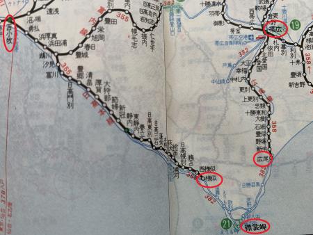 1978路線図