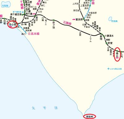 2021路線図