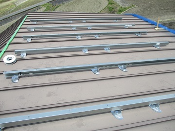 5太陽光架台