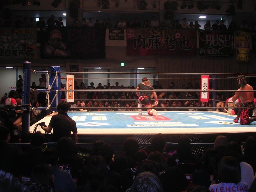 新日本プロレス19年4月23日後楽園ホール1