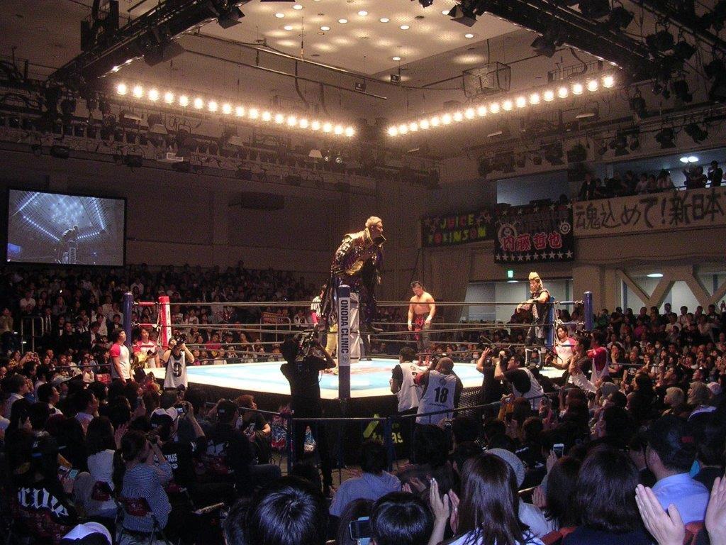 新日本プロレス19年4月24日後楽園ホール1