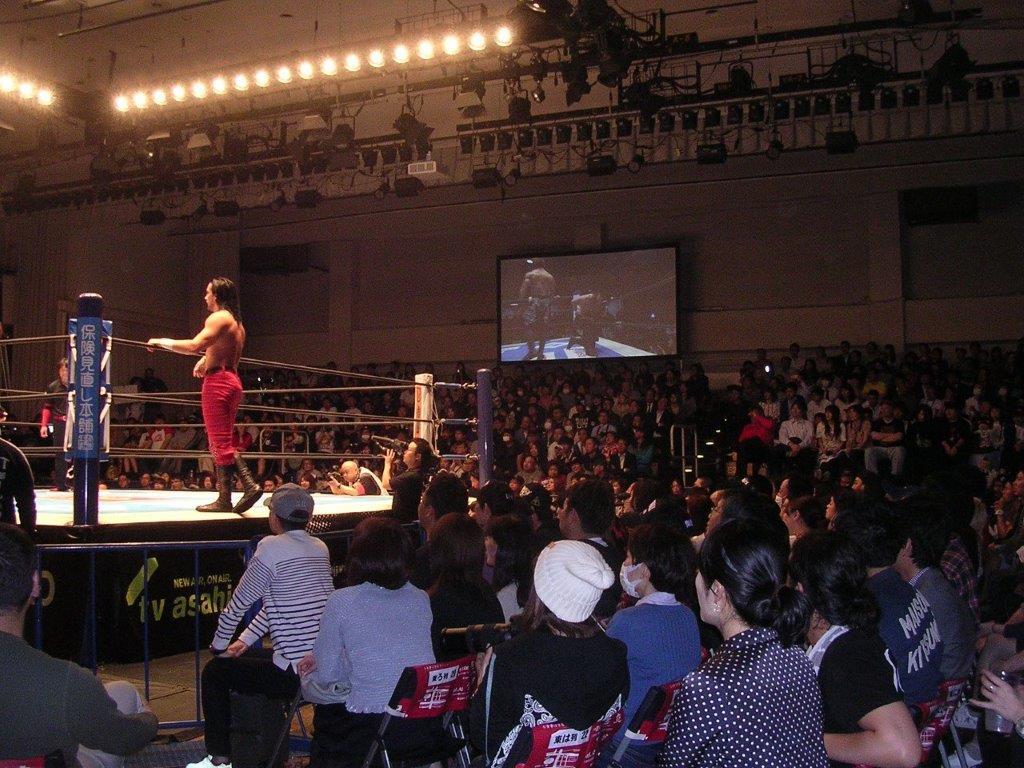 新日本プロレス19年4月22日後楽園ホール2