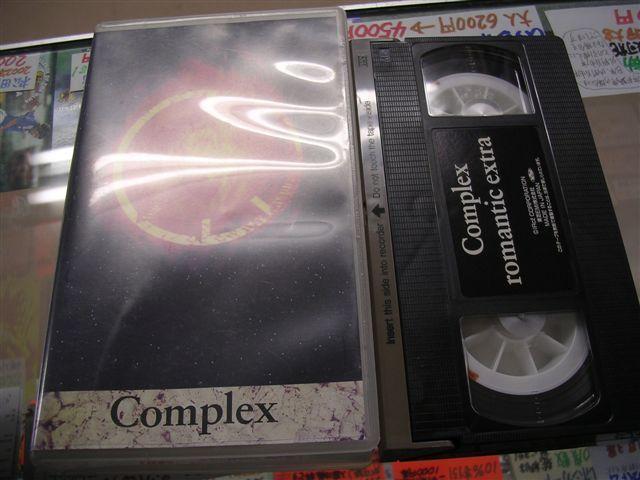 COMPLEX ROMANTIC EXTRAビデオ