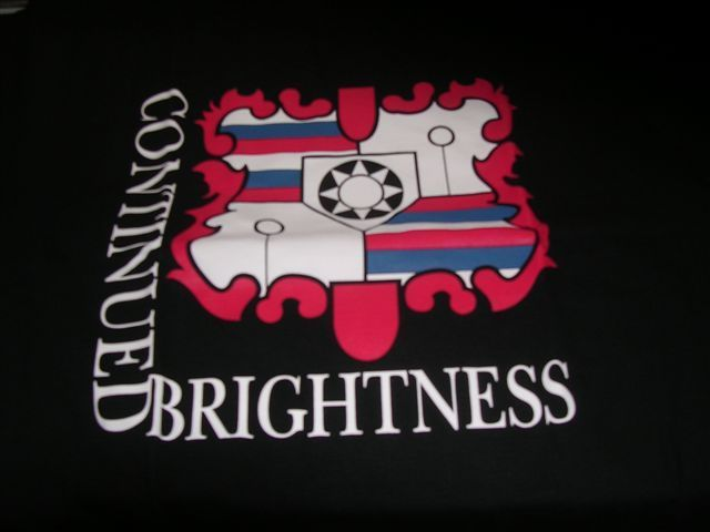 BRIGHTNESS Tシャツ