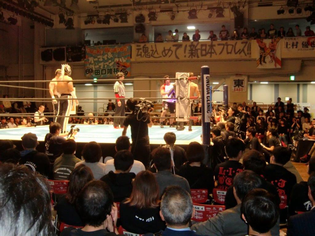 新日本プロレス19年10月17日3
