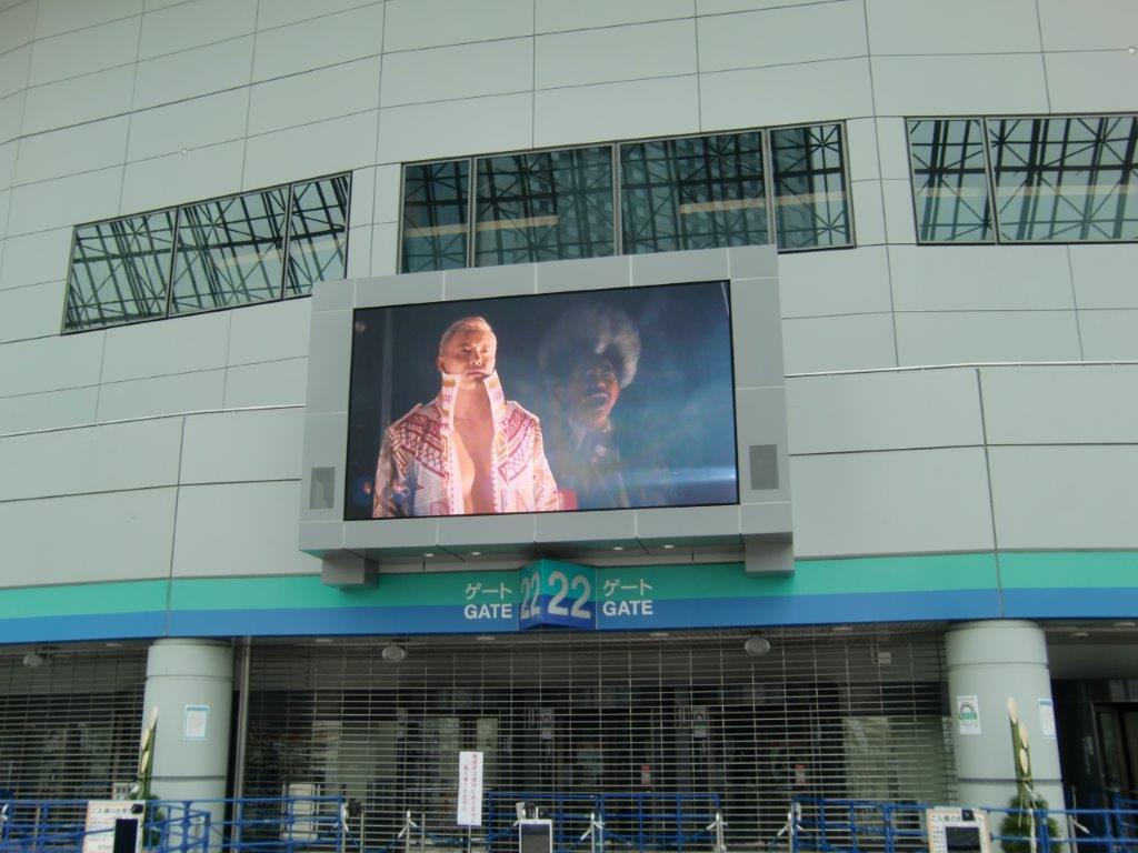 新日本プロレス2021年1月5日東京ドーム