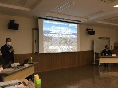 上野先生の講演