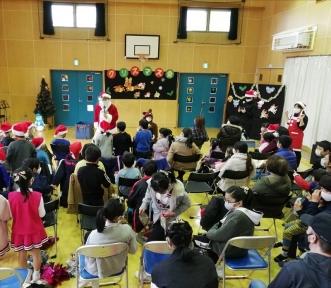 児童館のクリスマス