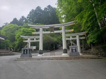 2020年度三峯神社にて1