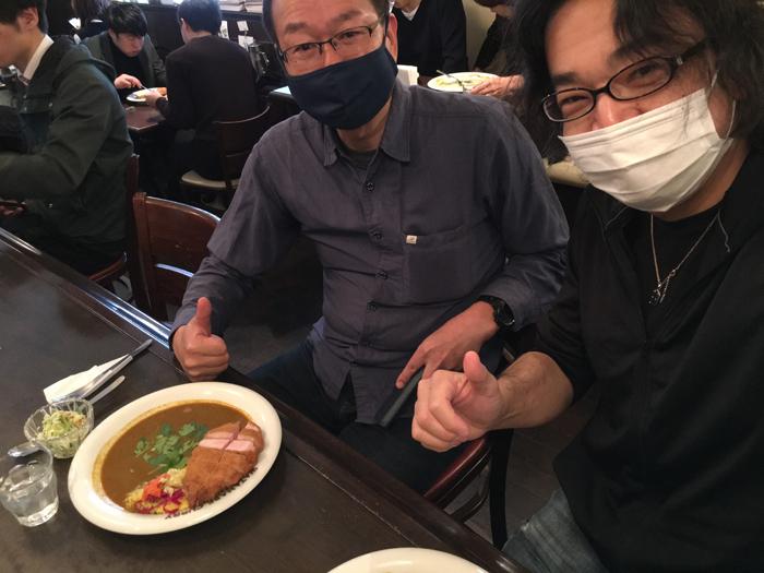 渡邊カリー丹羽