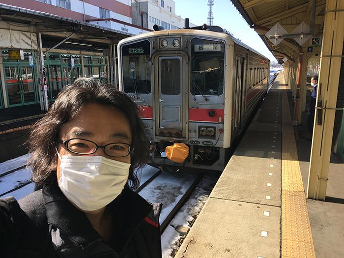 釧路駅2021M