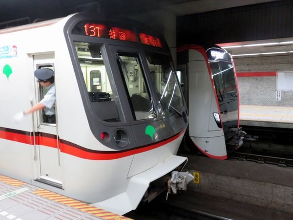 新型車両への交代が進む都営浅草線