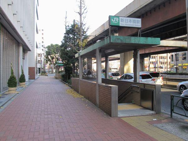 昭和通り上にある出口5