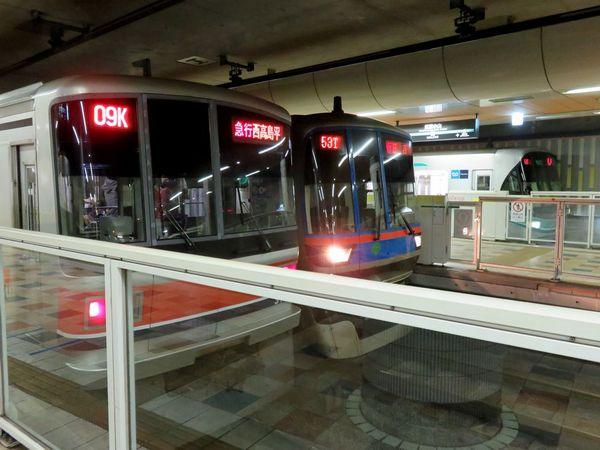 東急目黒線に乗り入れる3社の車両