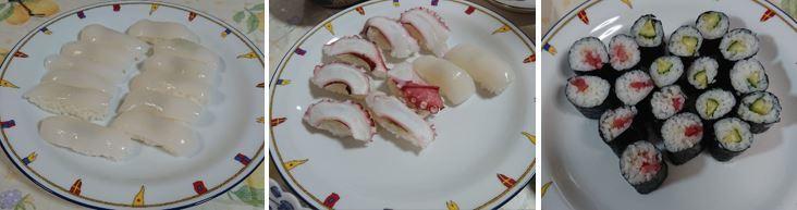写真11・12・13お寿司