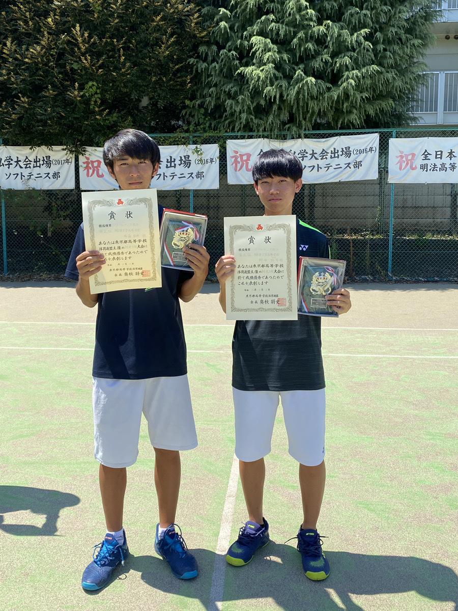 第5位 新井・稲荷組(駒大)