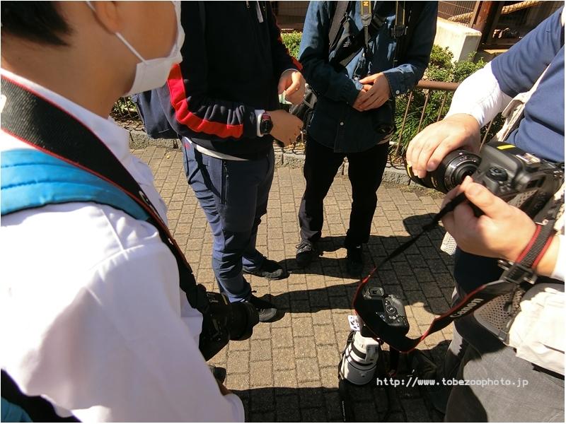 愛媛県立とべ動物園にて高等学校文化連盟写真専門部の写真教室を開催しました。