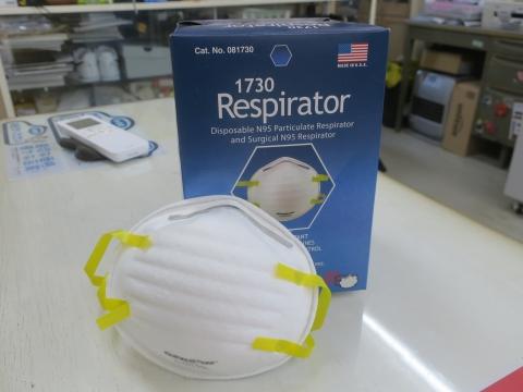 「防塵マスクが足りない。」①