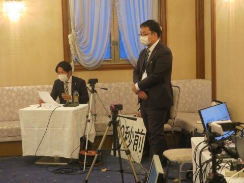 「石岡市長選挙立候補予定者ネット公開討論会」⑧