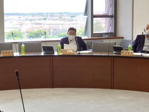 「総務企画委員会」総務部コロナ問題税収・予算編成関係質問②
