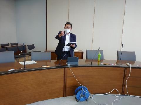 「総務企画委員会」総務部コロナ問題税収・予算編成関係質問④