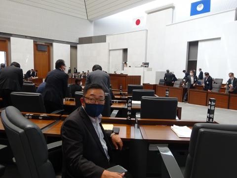 「茨城県議会第3回定例会が開会しました!」①