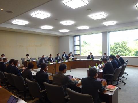 「茨城県議会第3回定例会が開会しました!」③