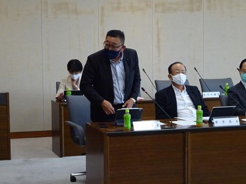 「茨城県議会第3回定例会が開会しました!」④