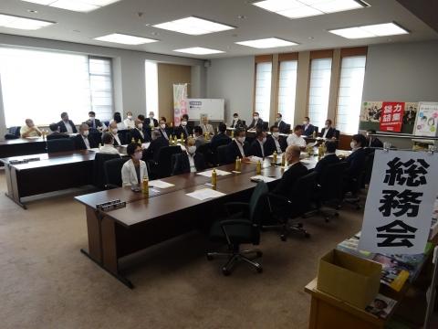 「茨城県議会第3回定例会が開会しました!」⑤
